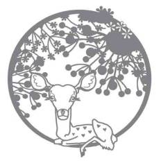deer-flower-circleface-book
